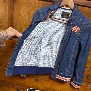 Hysteric Glamour jeans denim jacket Groupie